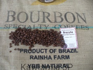 Brazylia Natural Yellow Bourbon