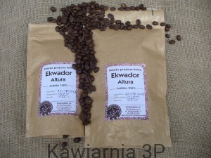 Ekwador Altura Fairtrade